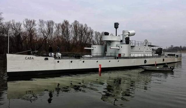 Marine Austro-Hongroise  - Page 3 Bodrog12