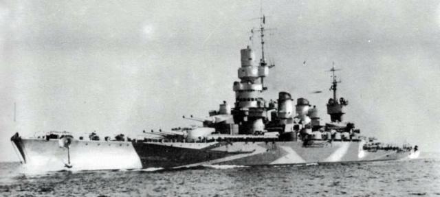 8 septembre 1943,la flotte italienne se rend aux Alliés Caio_d10