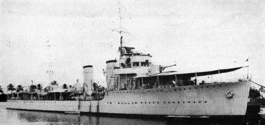 Marine Colombienne Caldas10