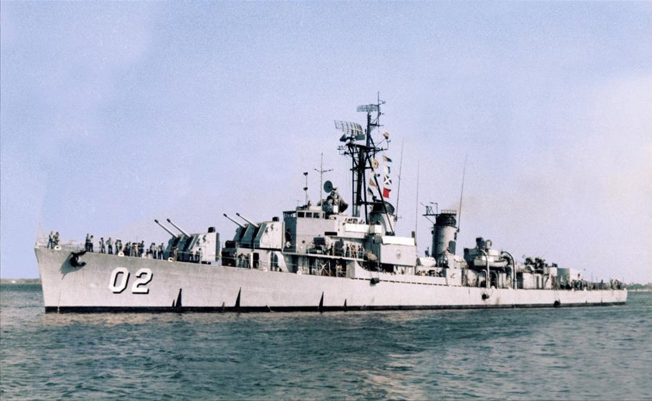 Marine Colombienne Caldas11