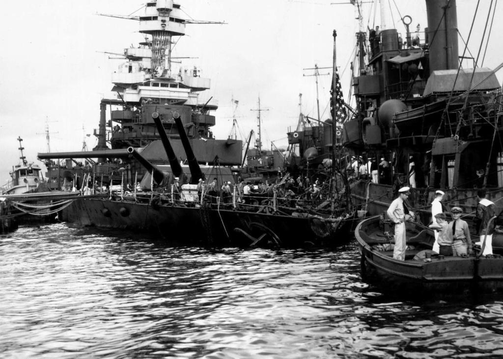 Le 7 décembre 1941,le Japon attaque Pearl Harbor - Page 5 Califo10