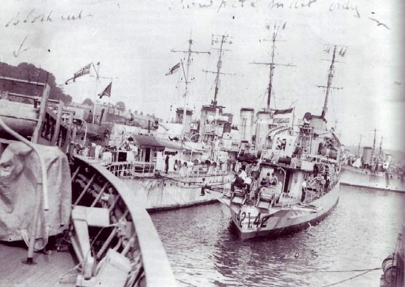 Le 2- 9- 1940 accord US/GB des destroyers contre des bases Cambel10
