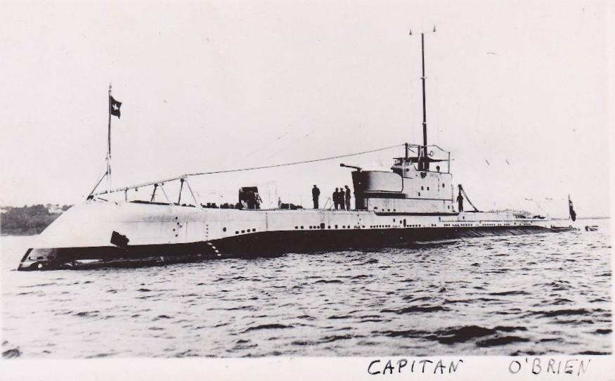Marine chilienne Capita15