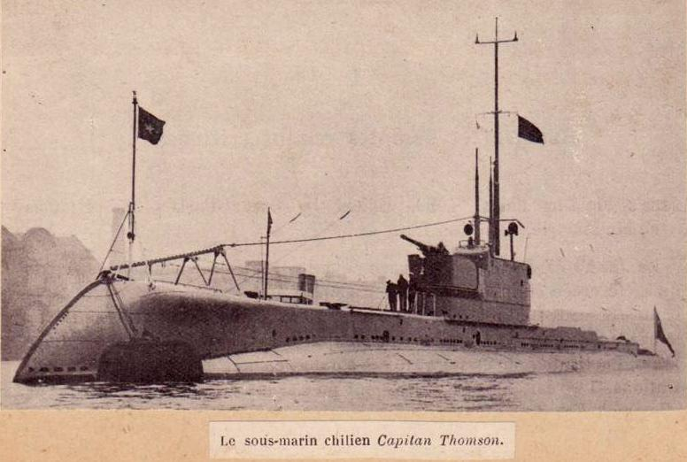 Marine chilienne Capita16
