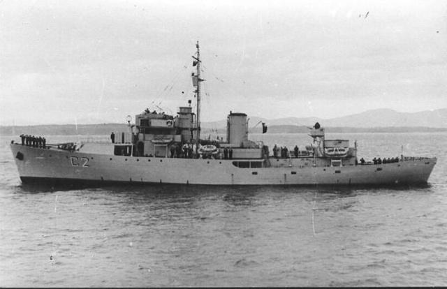 Marine chilienne Casma_10