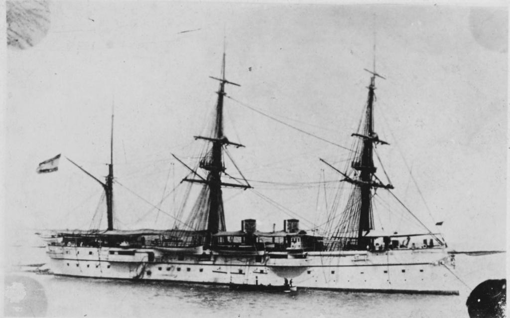 Croiseurs espagnols - Page 2 Castil10