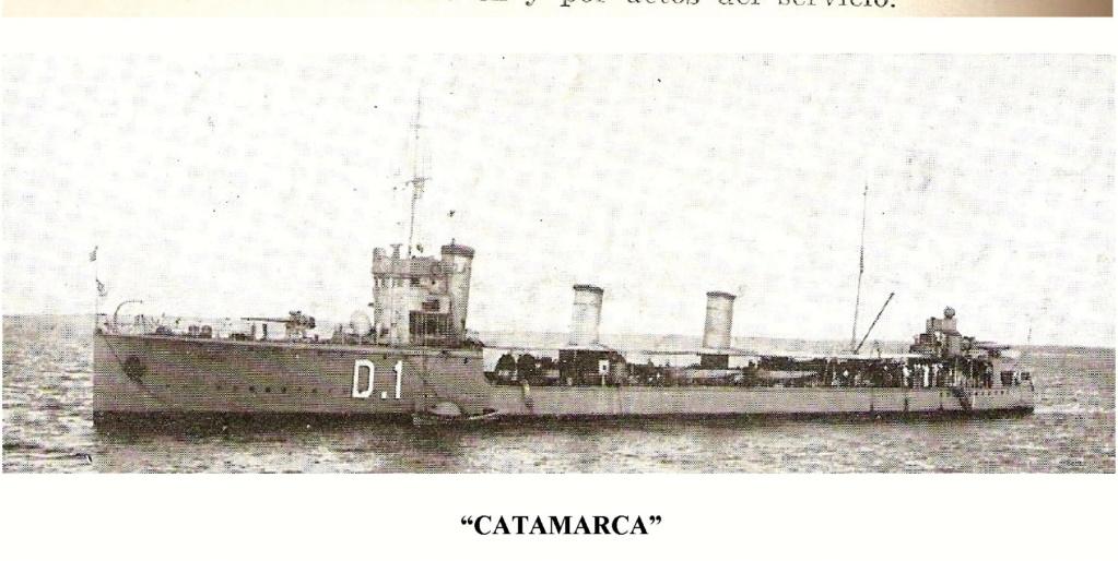Marine argentine Catama10