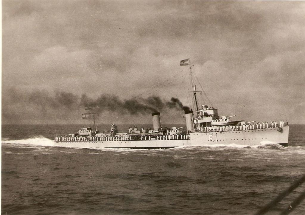 Marine argentine Cervan11
