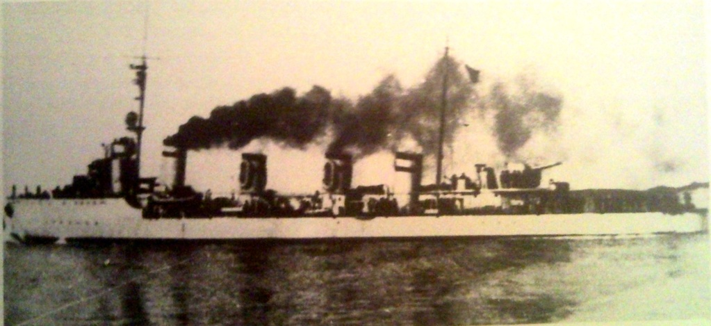 Destroyers; torpilleurs et avisos torpilleurs espagnols Ceuta_11