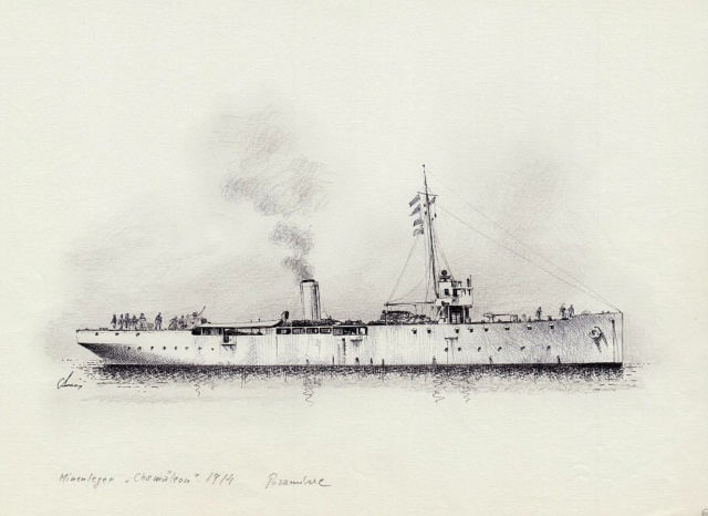 Marine Austro-Hongroise  - Page 3 Chamae11