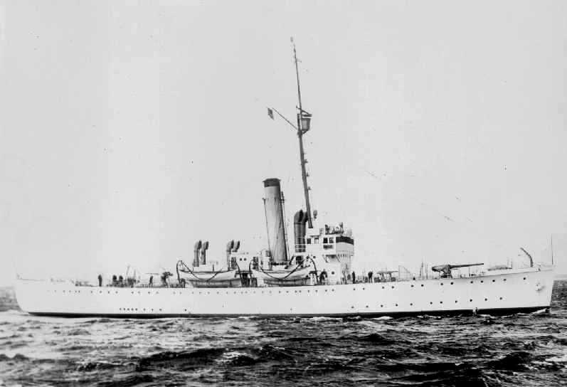 Les navires du Coast Guard Service des Etats-Unis Chelan10