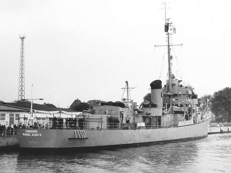 Marine Mexicaine  Commod10