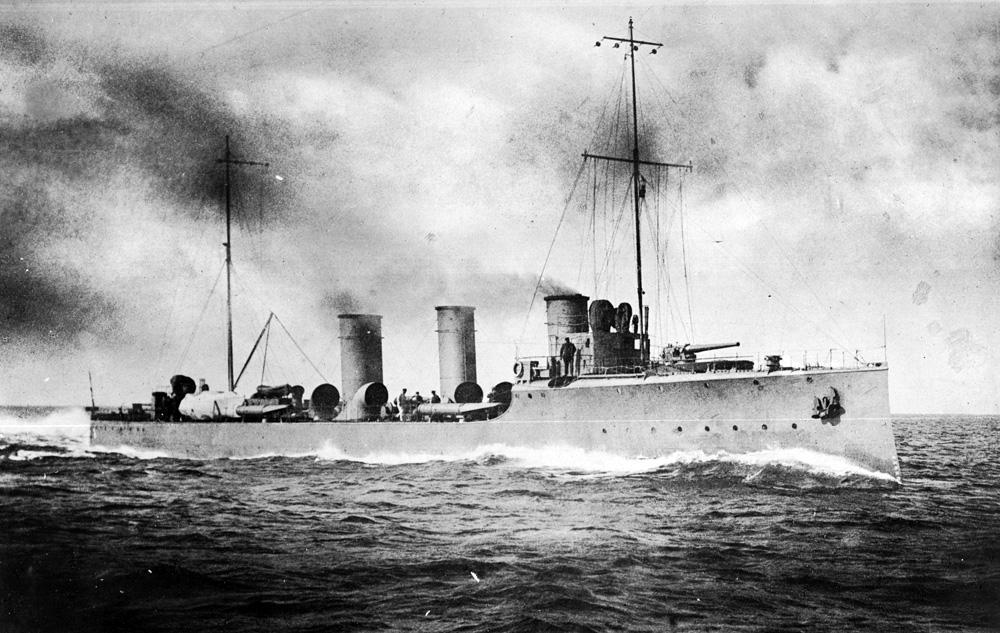 Marine argentine Cordob10