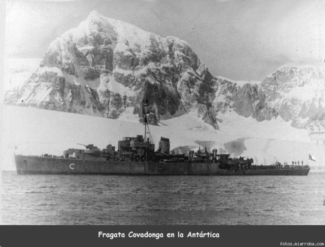Marine chilienne Covado10