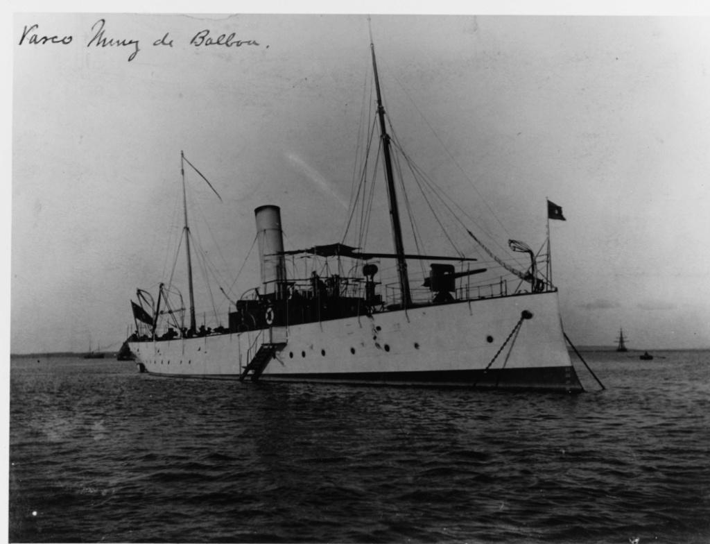 Les sous marins; escorteurs; mouilleurs de mines espagnols.  Cvasco10