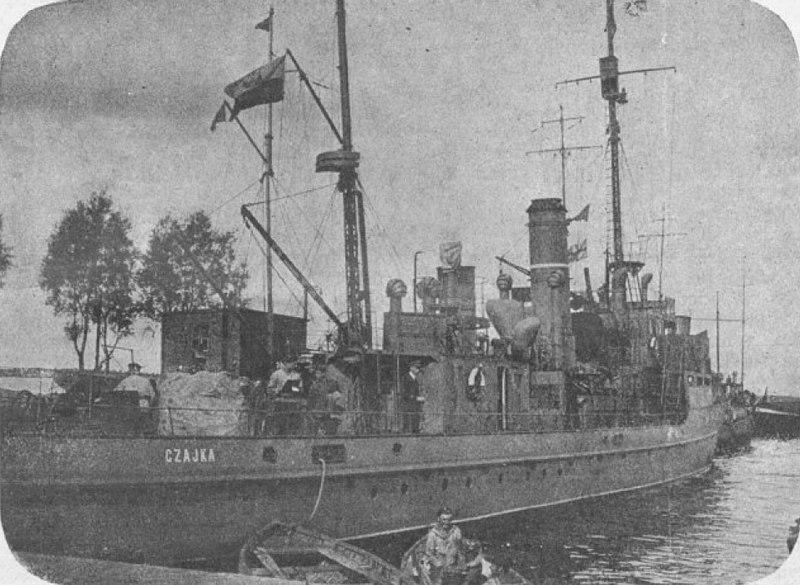 Marine polonaise  Czajka10