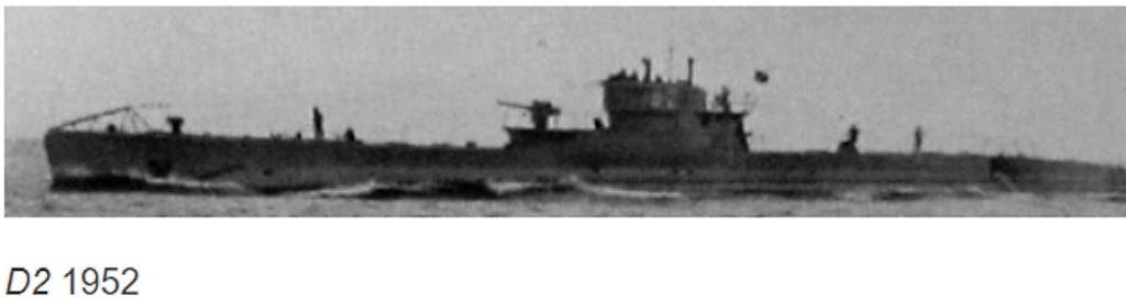 Les sous marins; escorteurs; mouilleurs de mines espagnols.  D2_19510