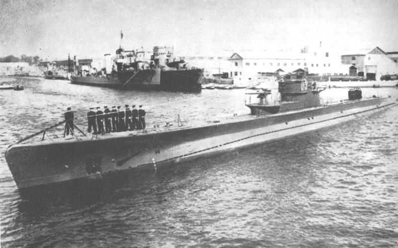 Les sous marins; escorteurs; mouilleurs de mines espagnols.  D3_19510