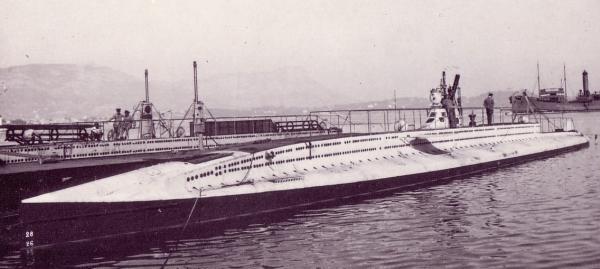Marine grecque  - Page 3 Delfin12
