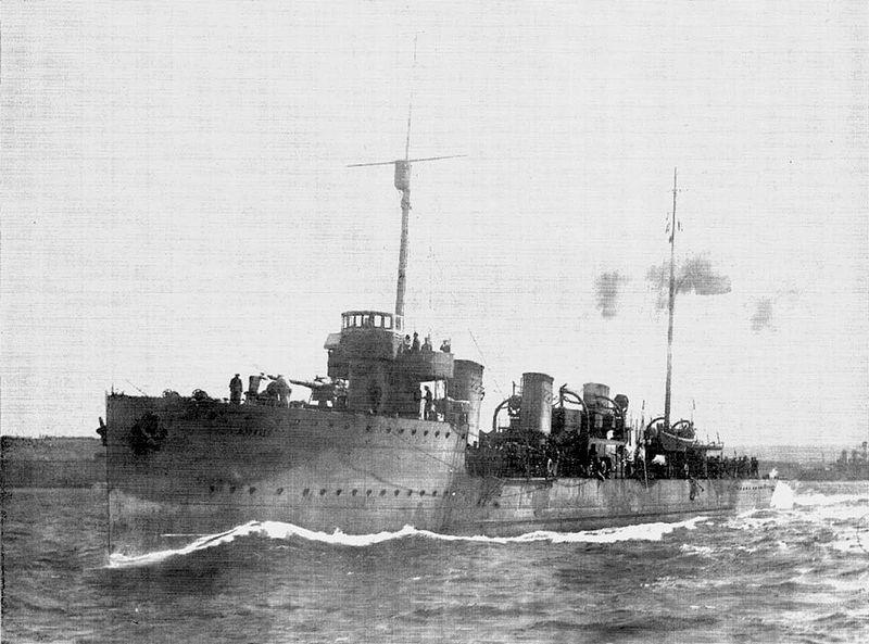 Destroyers russes/Soviétiques  - Page 7 Derzky11
