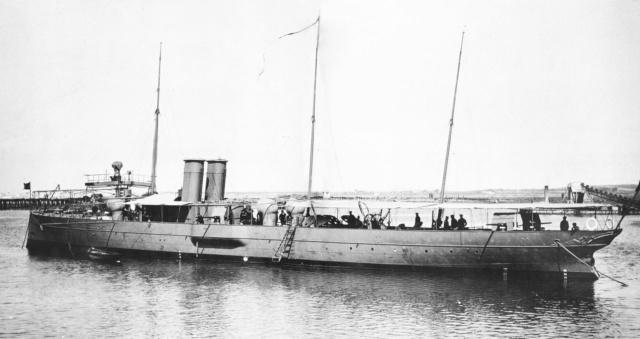Destroyers; torpilleurs et avisos torpilleurs espagnols Destru10