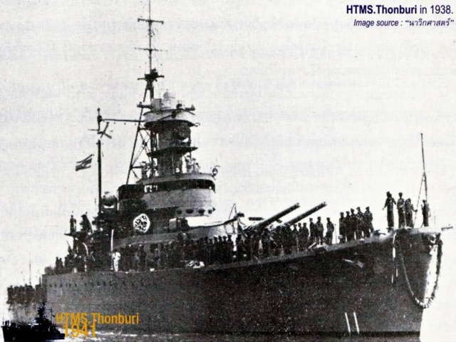 17/18 JANVIER 1941 Koh-Chang; une victoire navale française  - Page 3 Dhonbu10