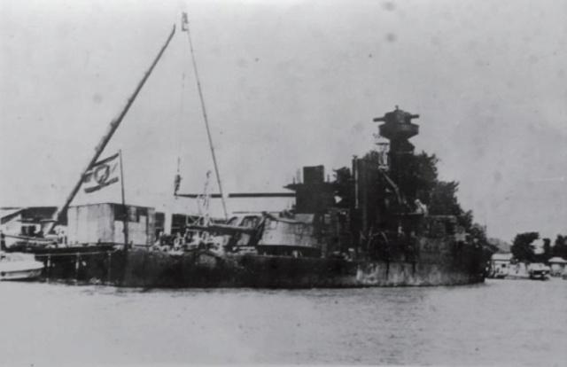 17/18 JANVIER 1941 Koh-Chang; une victoire navale française  - Page 3 Dhonbu12