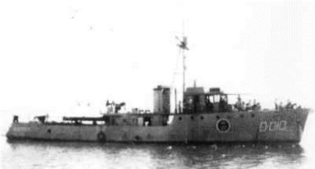 La Marine néerlandaise sauf cuirassés,croiseurs,destroyers  Djembe10