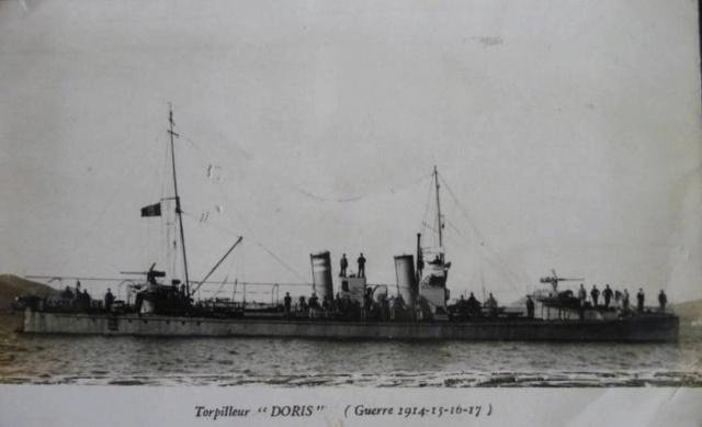 Marine grecque  - Page 3 Doris_10