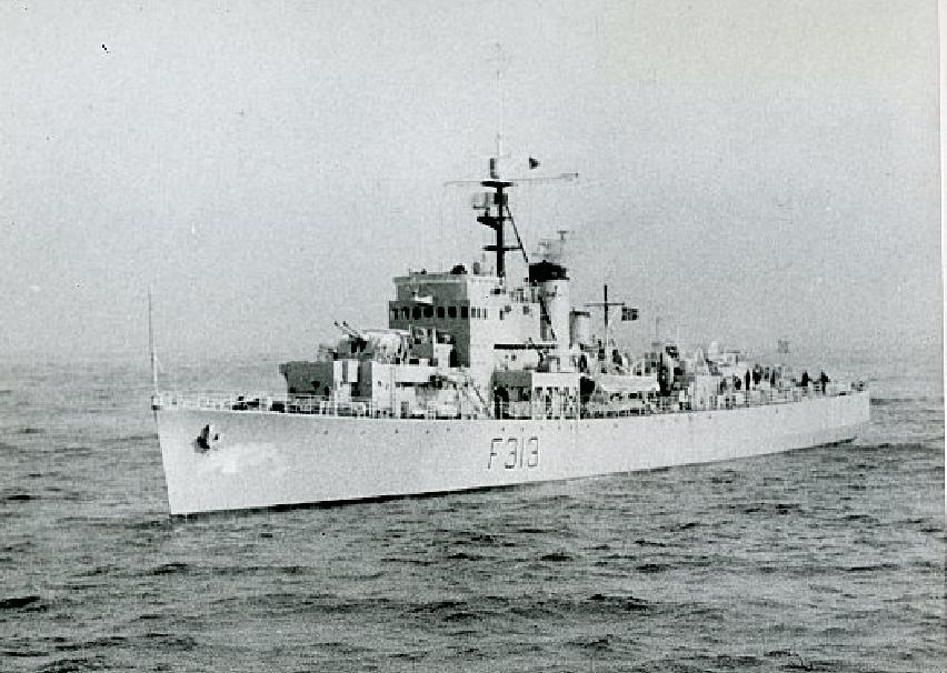 Marine norvégienne  Draug_11