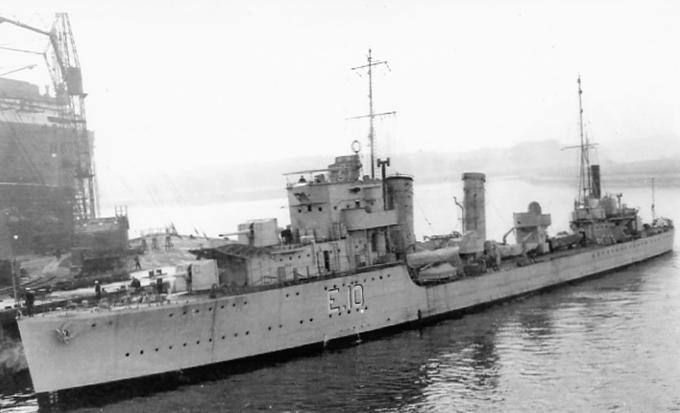 Marine argentine E10_sa10
