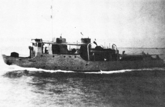 La Marine néerlandaise sauf cuirassés,croiseurs,destroyers  Endeh_10