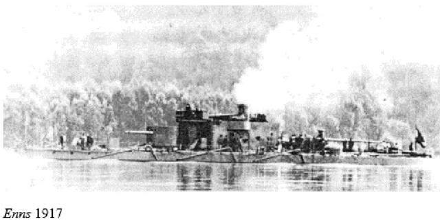 Marine Austro-Hongroise  - Page 3 Enns_110