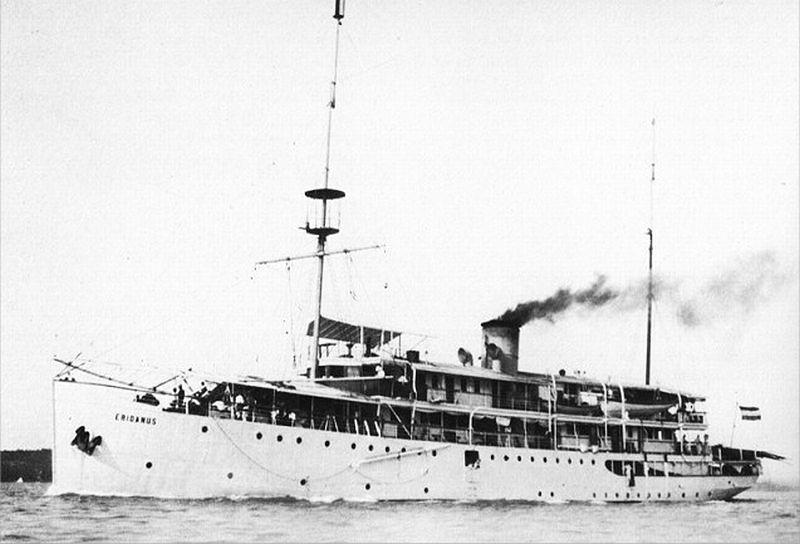 La Marine néerlandaise sauf cuirassés,croiseurs,destroyers  - Page 2 Eridan10