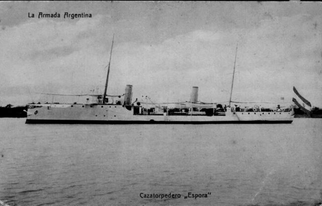 Marine argentine - Page 2 Espora10