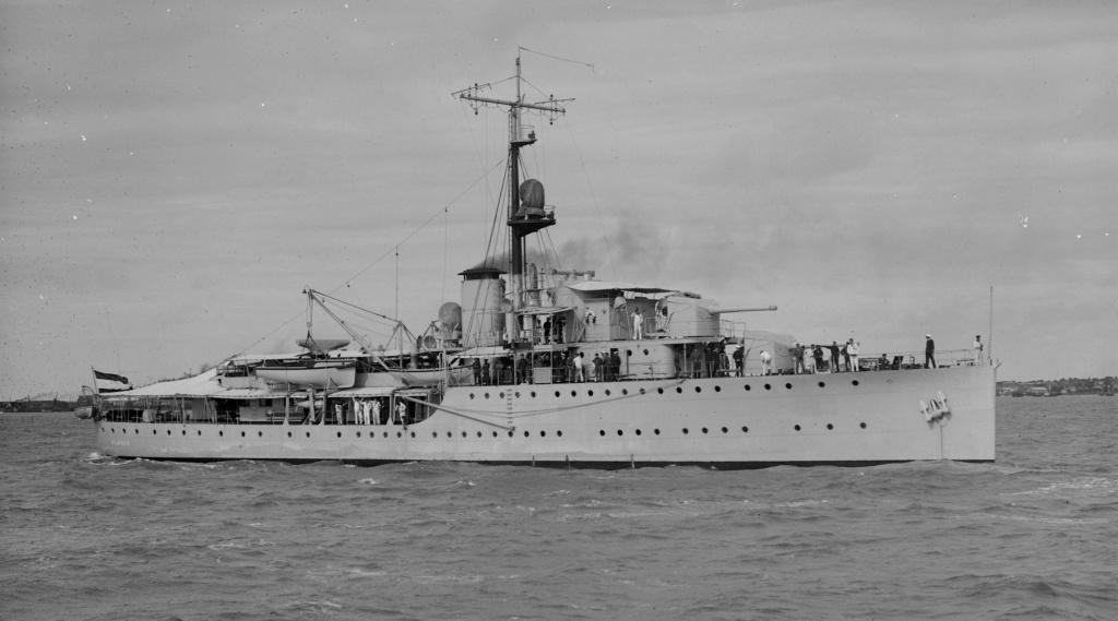 La Marine néerlandaise sauf cuirassés,croiseurs,destroyers  Flores10