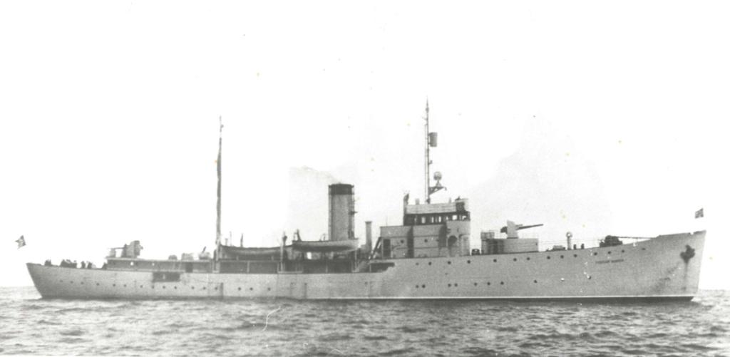 Marine norvégienne  Fridtj10