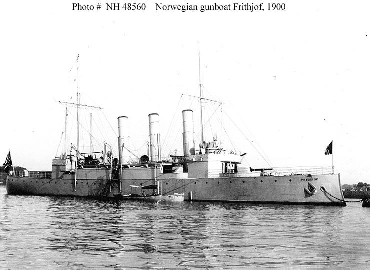 Marine norvégienne  Frithj10