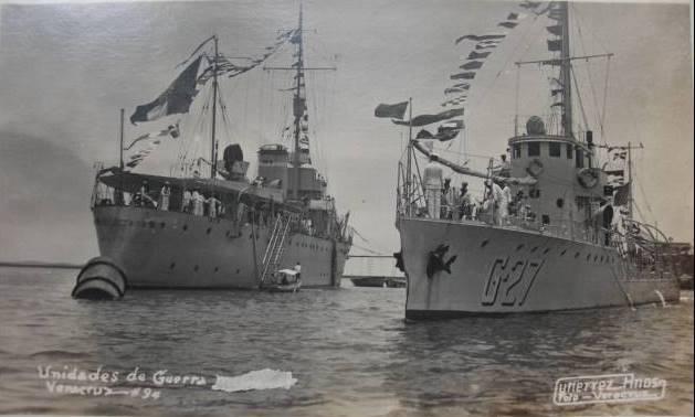 Marine Mexicaine  G27_et10