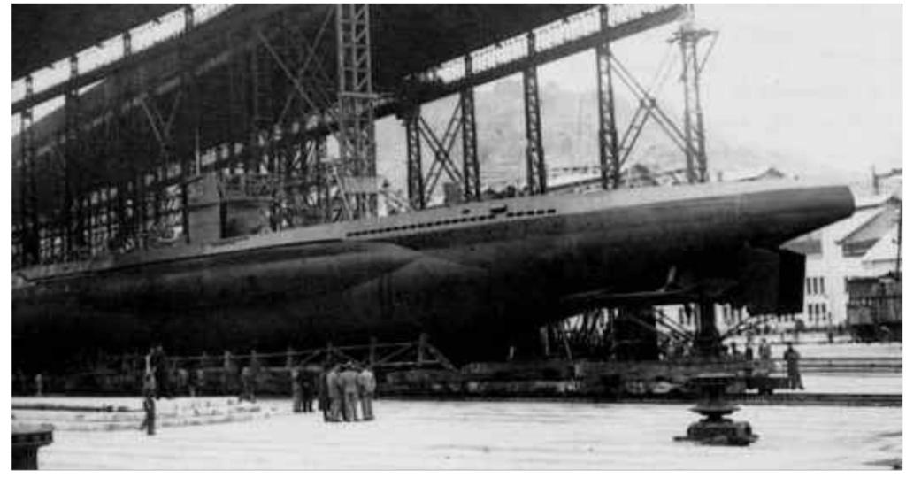 Les sous marins; escorteurs; mouilleurs de mines espagnols.  G7_en_10
