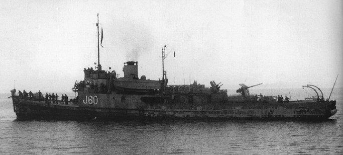La Marine néerlandaise sauf cuirassés,croiseurs,destroyers  G_jan_12