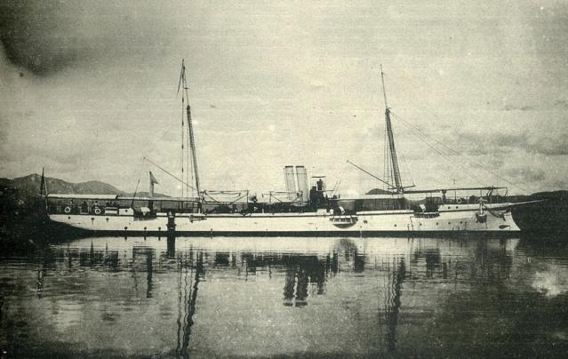 Destroyers; torpilleurs et avisos torpilleurs espagnols Galici11