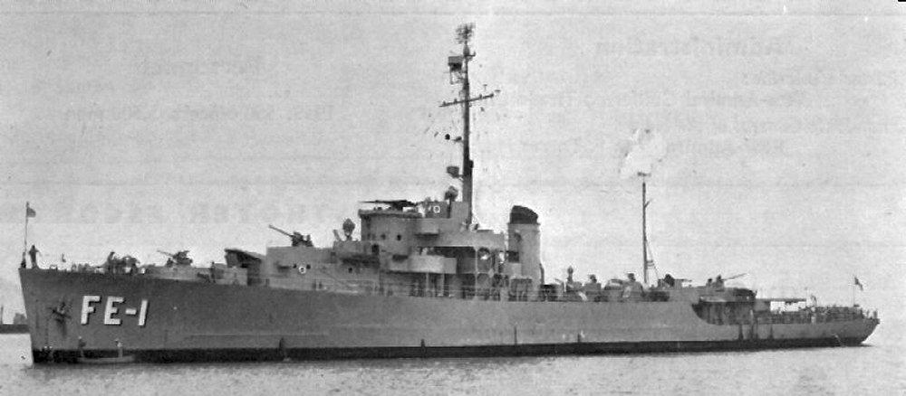 Marine du Perou  Galvez10