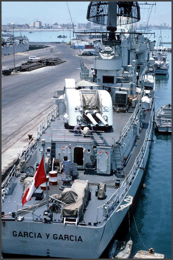Marine du Perou  Garcia10