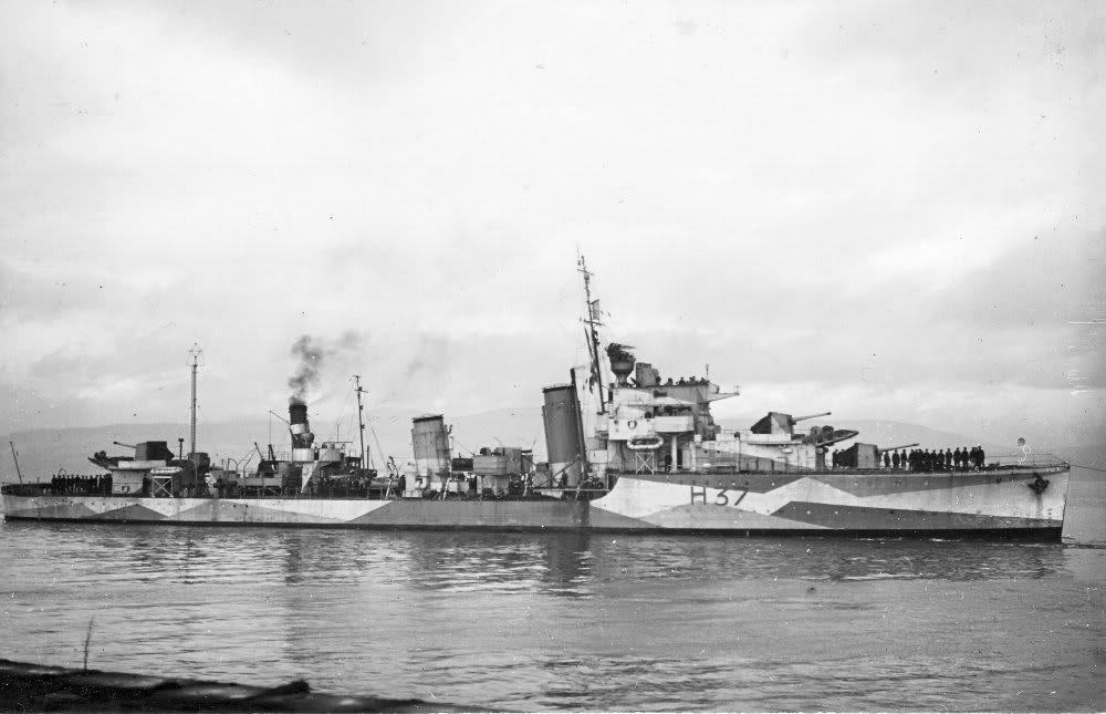 Marine polonaise  Garlan10