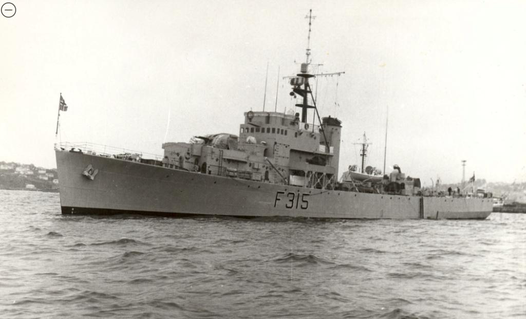 Marine norvégienne  Garm_c11
