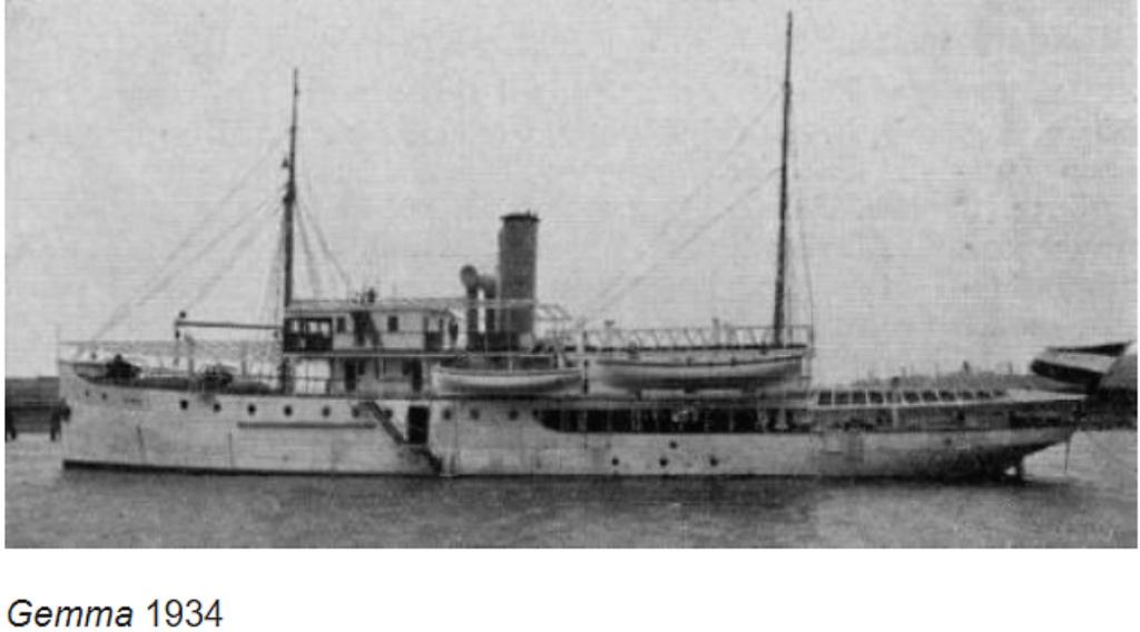 La Marine néerlandaise sauf cuirassés,croiseurs,destroyers  - Page 2 Gemma_10