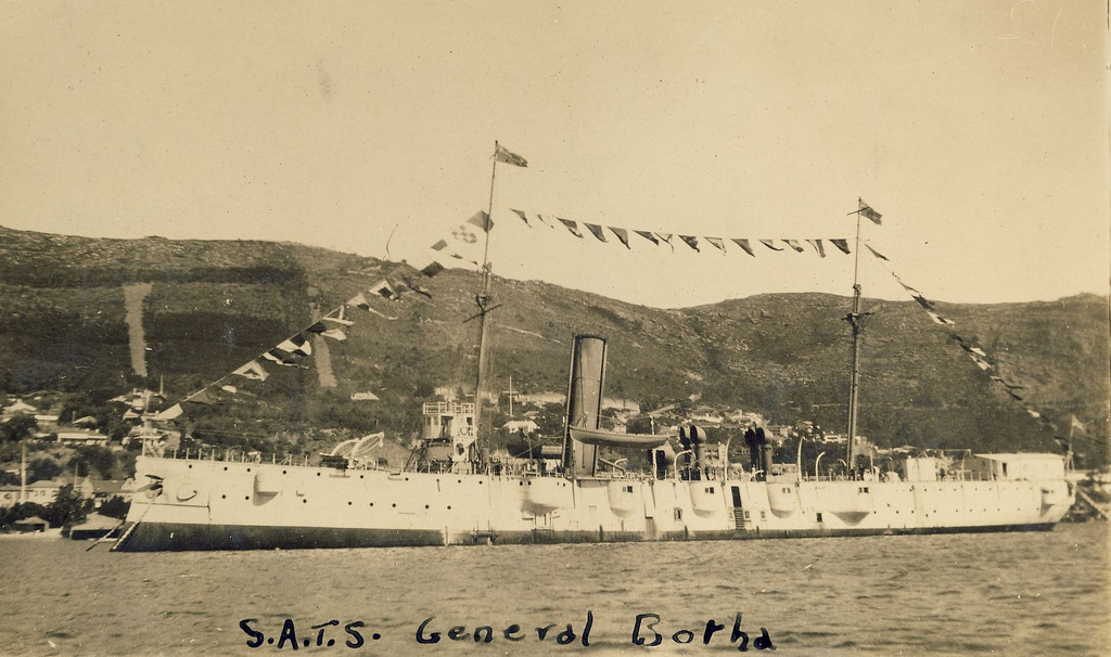 Marine de l'Union Sud Africaine Genera12