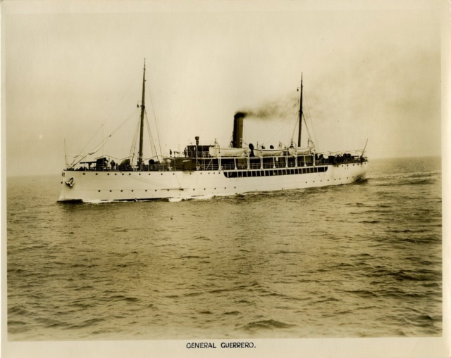 Marine Mexicaine  Genera13