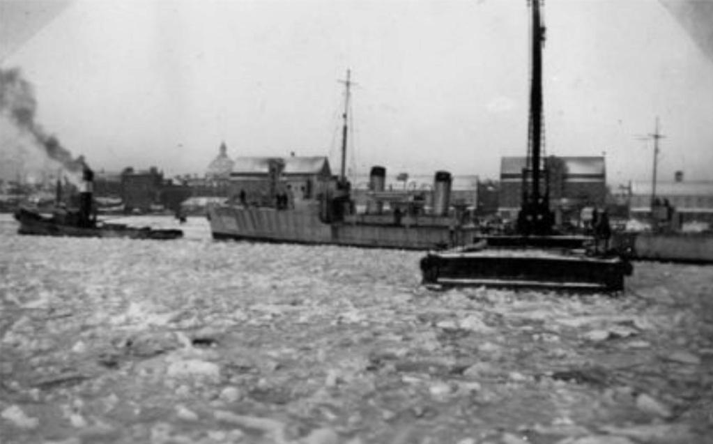 Marine danoise - Page 2 Glente11